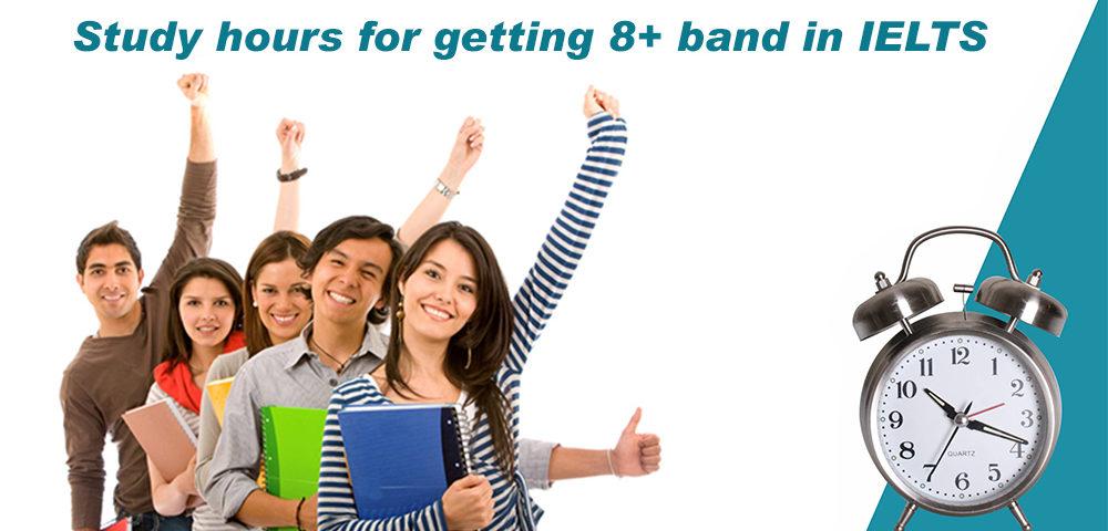 IELTS study hours