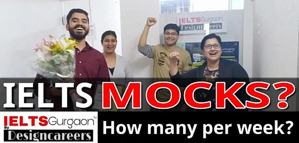 IELTS Mock test